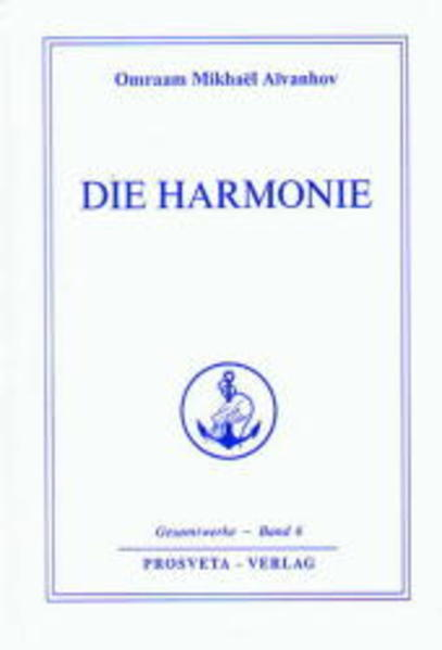 Die Harmonie - Coverbild