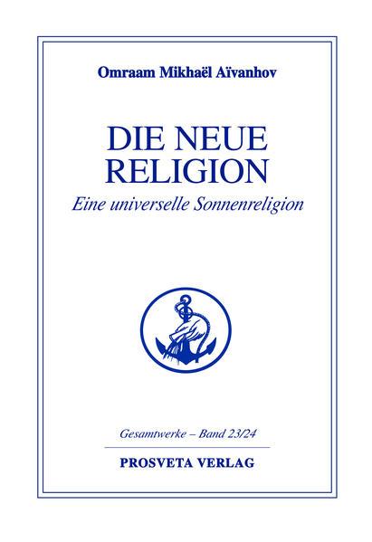 Die neue Religion - Coverbild