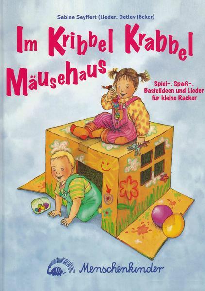 Im Kribbel Krabbel Mäusehaus - Coverbild