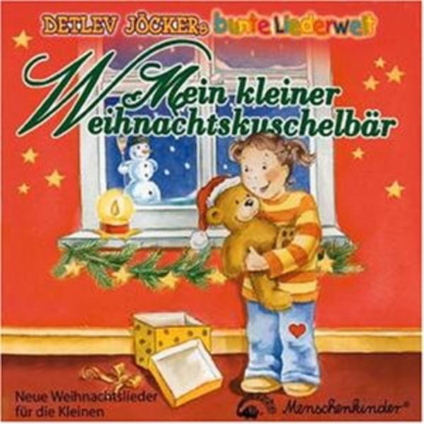 Mein kleiner Weihnachtskuschelbär - Coverbild