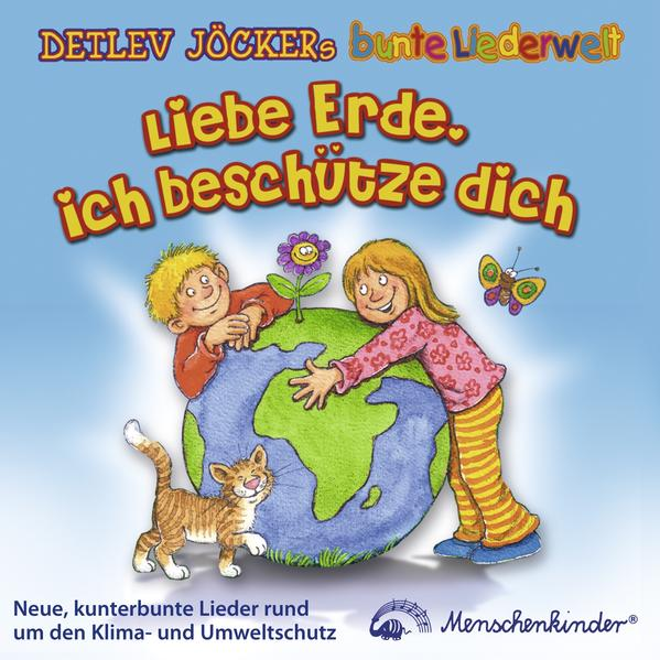 Liebe Erde, ich beschütze dich - Coverbild