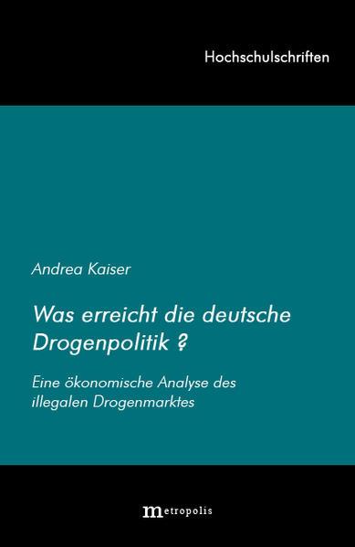 Was erreicht die deutsche Drogenpolitik? - Coverbild