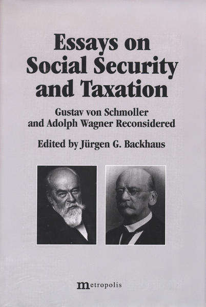 Essays on Social Securtity and Taxation - Coverbild