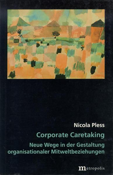Corporate Caretaking - Coverbild