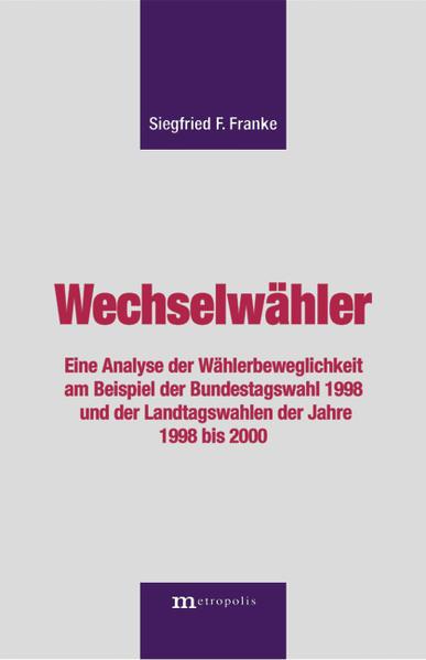 Wechselwähler - Coverbild
