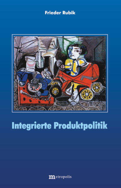Integrierte Produktpolitik - Coverbild