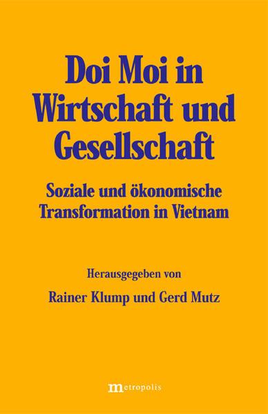 Doi Moi in Wirtschaft und Gesellschaft - Coverbild