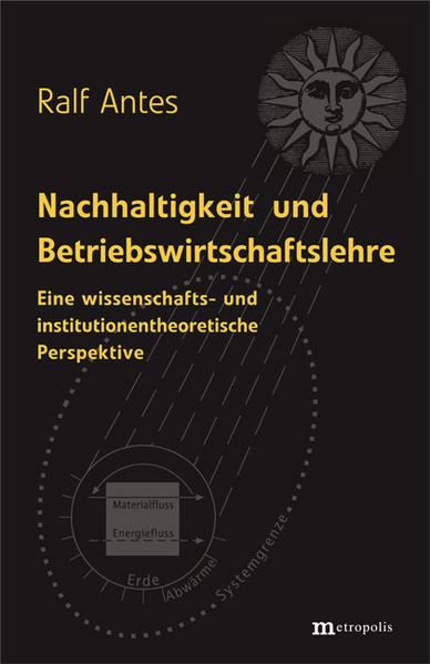 Nachhaltigkeit und Betriebswirtschaftslehre - Coverbild