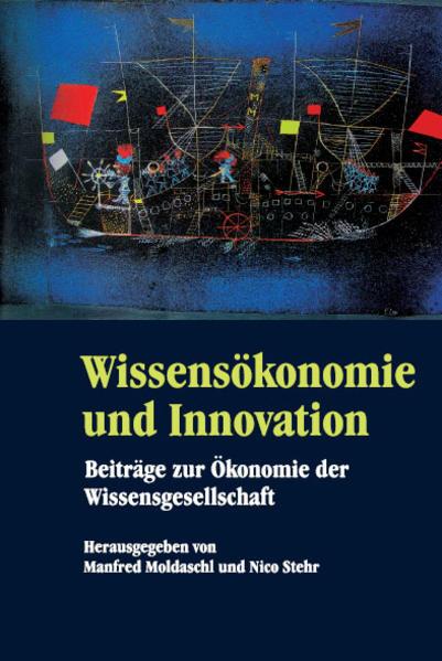 Wissensökonomie und Innovation - Coverbild