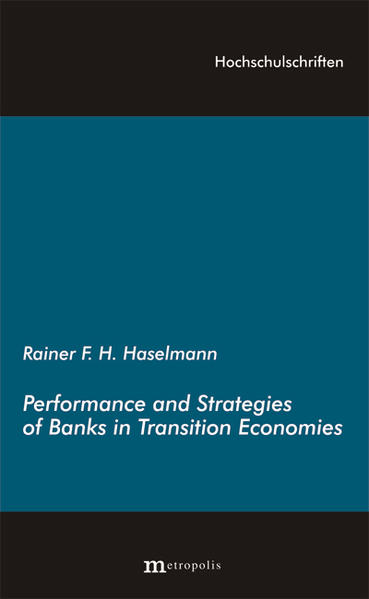 Performance and Strategies of Bank in Transition Economies - Coverbild