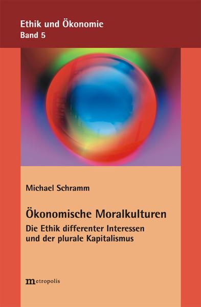 Ökonomische Moralkulturen - Coverbild