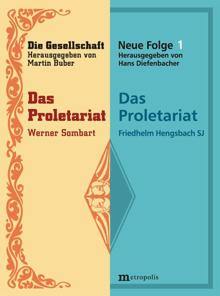 Das Proletariat - Coverbild