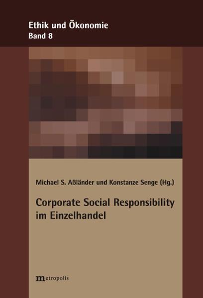 Corporate Social Responsibility im Einzelhandel - Coverbild