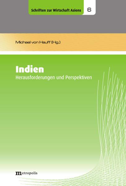 Indien - Herausforderungen und Perspektiven - Coverbild