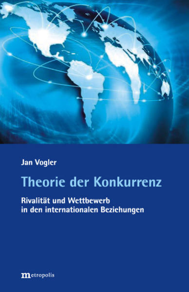 Theorie der Konkurrenz - Coverbild