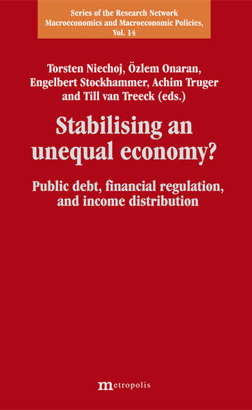 Stabilising an unequal economy? - Coverbild