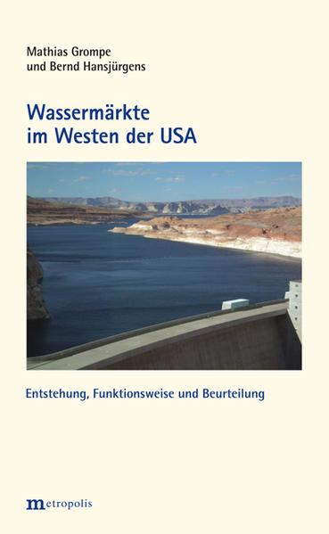 Wassermärkte im Westen der USA - Coverbild