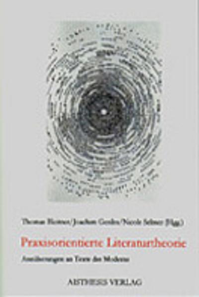 Praxisorientierte Literaturtheorie - Coverbild