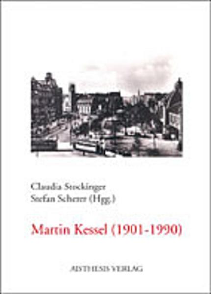 Martin Kessel (1901-1990) - Coverbild