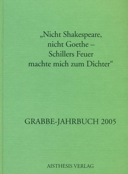 Grabbe-Jahrbuch /