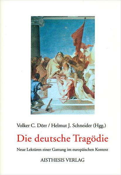 Die deutsche Tragödie - Coverbild