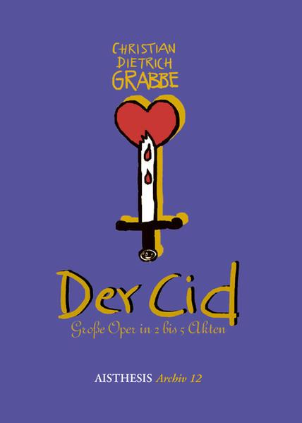 """""""Der Cid"""" - 978-3895287428 von Christian Dietrich Grabbe MOBI EPUB"""