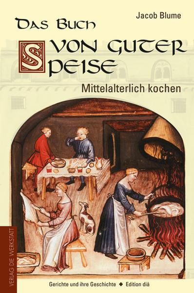 Das Buch von guter Speise - Coverbild