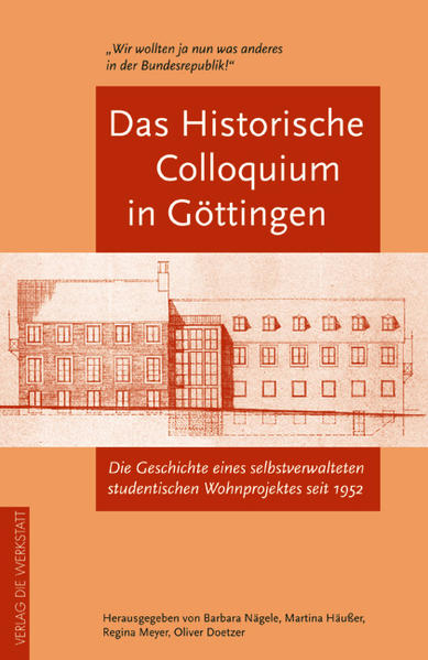 Das Historische Colloquium in Göttingen - Coverbild