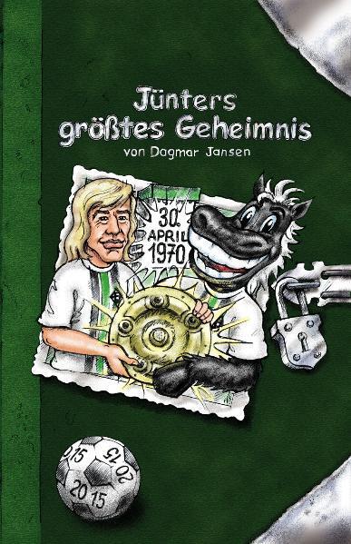 Jünters größtes Geheimnis - Coverbild