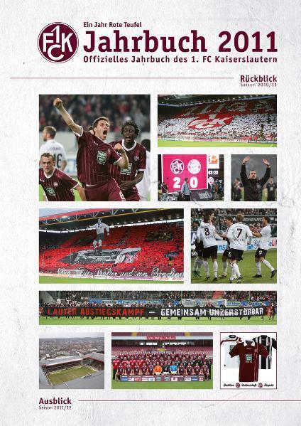 1. FC Kaiserslautern - Coverbild