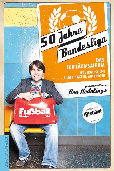 50 Jahre Bundesliga – Das Jubiläumsalbum - Coverbild