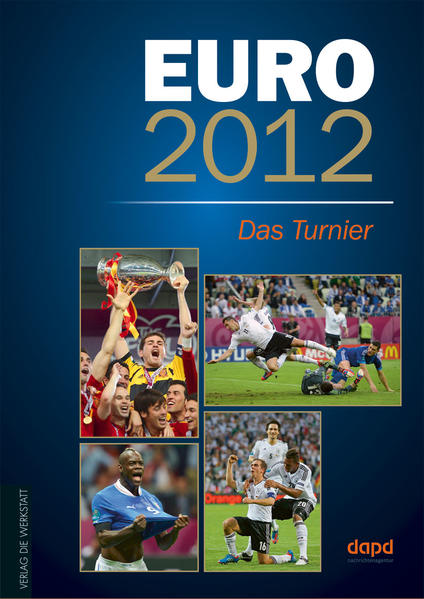 EURO 2012 - Coverbild