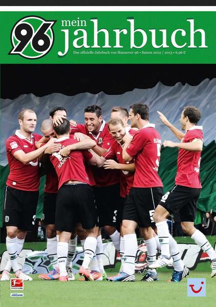 Mein Jahrbuch - Das offizielle Jahrbuch von Hannover 96 - Coverbild