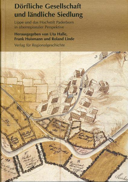 Dörfliche Gesellschaft und ländliche Siedlung - Coverbild