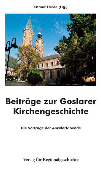 Beiträge zur Goslarer Kirchengeschichte - Coverbild