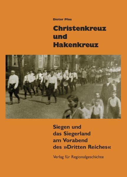 Christenkreuz und Hakenkreuz - Coverbild