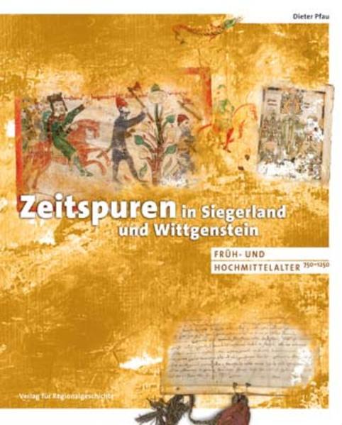 Zeitspuren in Siegerland und Wittgenstein - Coverbild