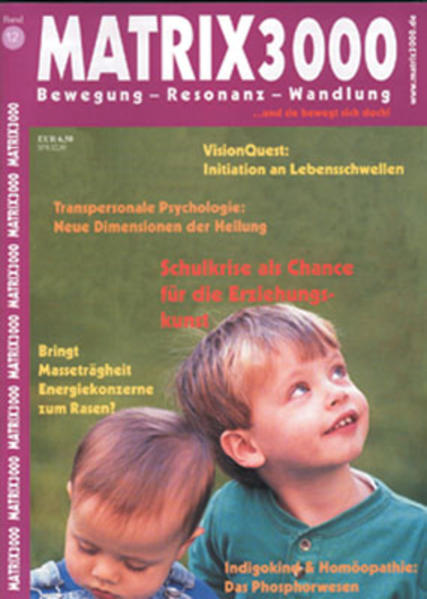 MATRIX 3000 - Coverbild