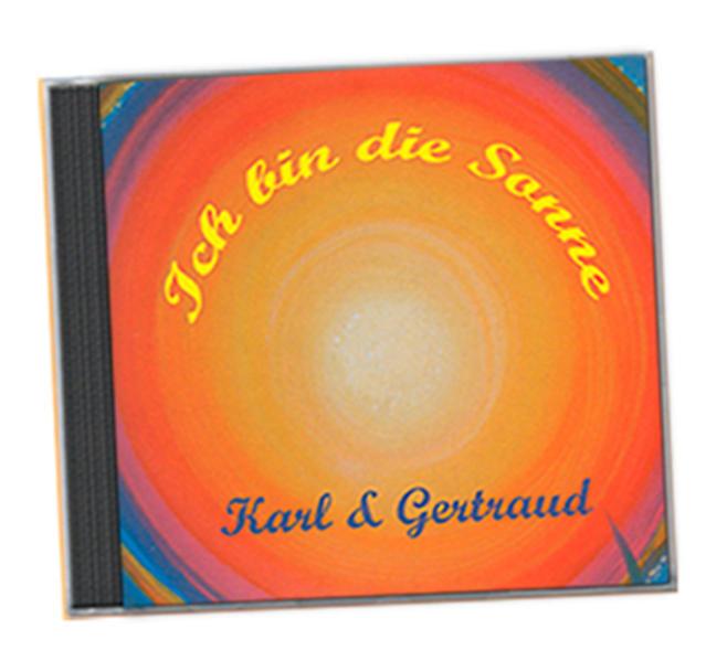 Ich bin die Sonne - CD - Coverbild