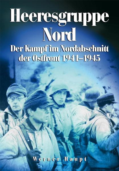 Heeresgruppe Nord - Coverbild