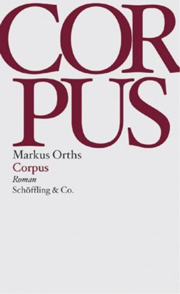 Corpus - Coverbild