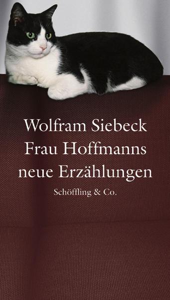 Frau Hoffmanns neue Erzählungen - Coverbild
