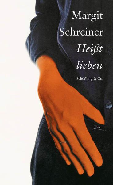 Heißt lieben - Coverbild