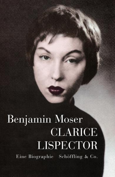 Clarice Lispector - Coverbild