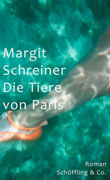 Die Tiere von Paris - Coverbild