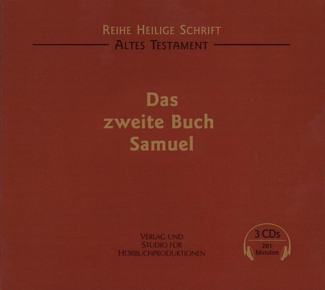 Das zweite Buch Samuel - Coverbild