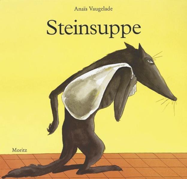 Steinsuppe - Coverbild