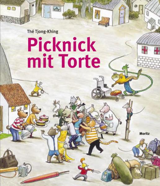 Picknick mit Torte - Coverbild
