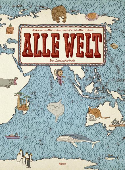 Herunterladen von Mac-Büchern Alle Welt. Das Landkartenbuch auf Deutsch