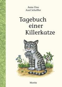 Tagebuch einer Killerkatze Cover